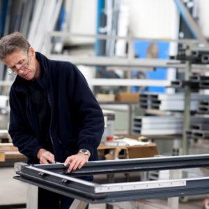 PSP Aluminium recognised as an authorised fabricator for SE Controls