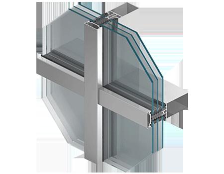 Aluminium - Curtain Walling