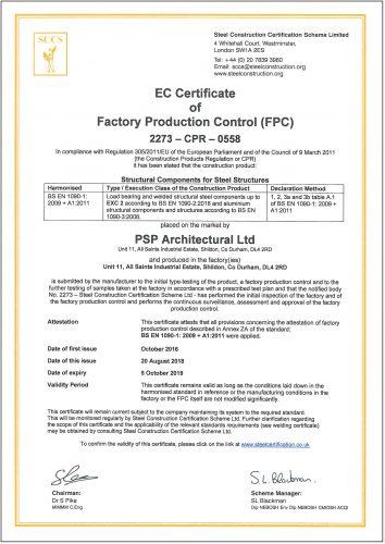 SCCS – Factory Production Control title image