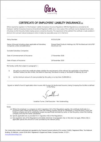 Employers Liability Insurance title image
