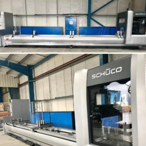PSP Invest in New Schueco AF450 CNC machine