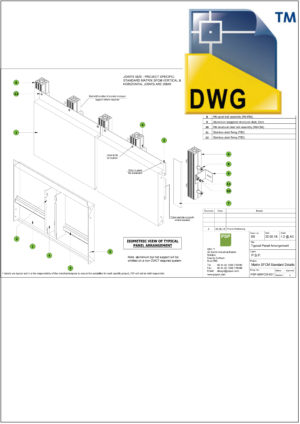 Matrix SFCM Standard Details